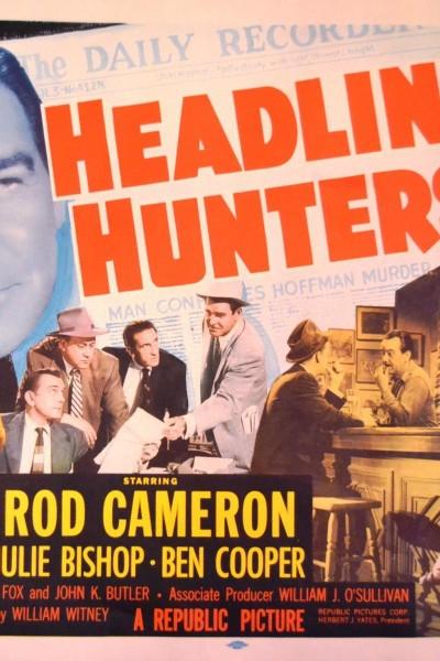 Caratula, cartel, poster o portada de Headline Hunters
