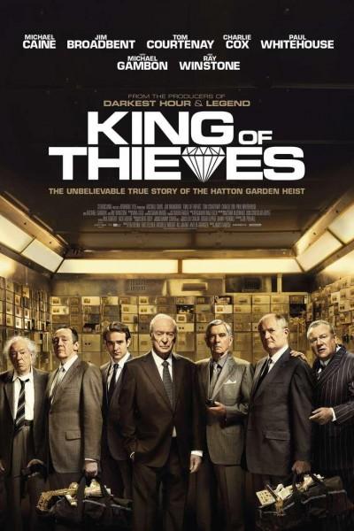 Caratula, cartel, poster o portada de Rey de ladrones