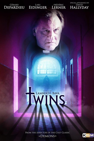Caratula, cartel, poster o portada de Twins
