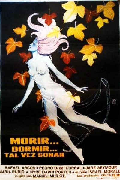 Caratula, cartel, poster o portada de Morir... dormir... tal vez soñar
