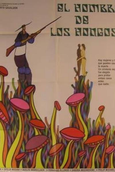 Caratula, cartel, poster o portada de El hombre de los hongos