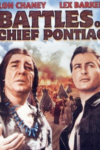 Caratula, cartel, poster o portada de Battles of Chief Pontiac