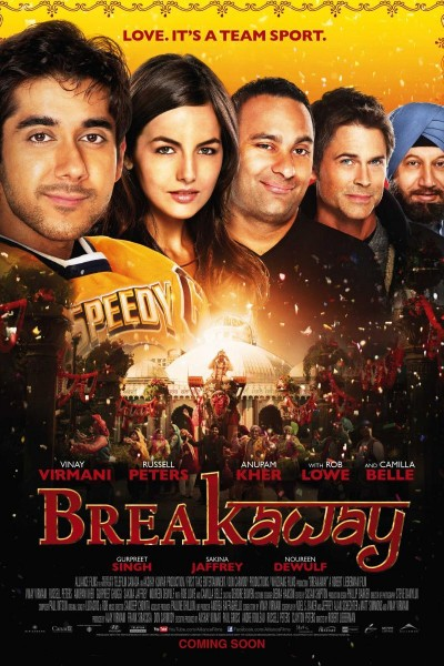 Caratula, cartel, poster o portada de Breakaway