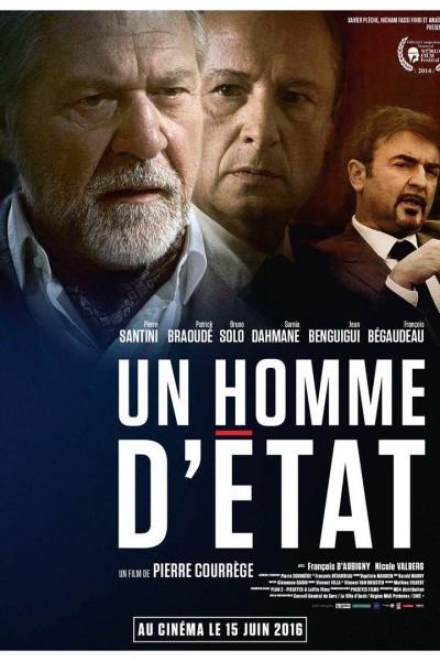 Caratula, cartel, poster o portada de Un homme d\'État