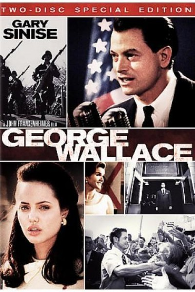Caratula, cartel, poster o portada de George Wallace