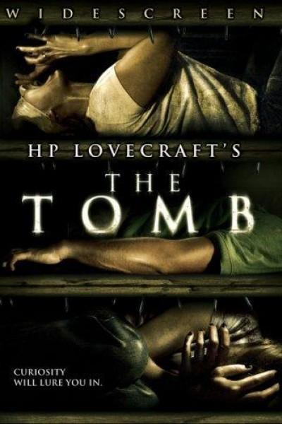 Caratula, cartel, poster o portada de La tumba