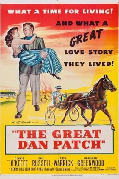 Caratula, cartel, poster o portada de The Great Dan Patch