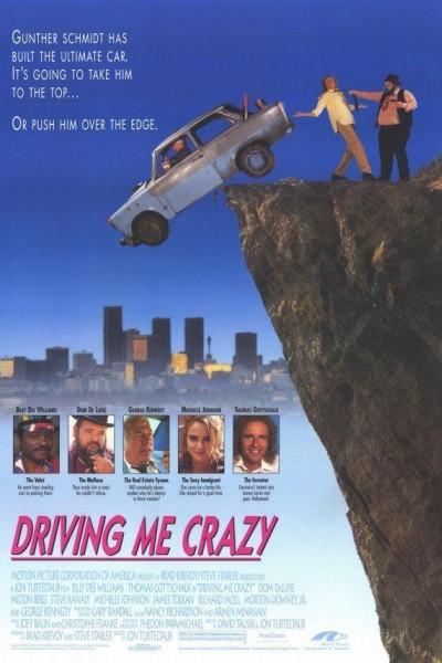 Caratula, cartel, poster o portada de Los locos de la carretera