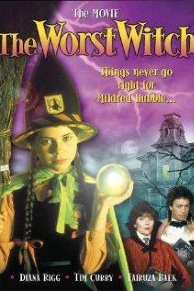 Caratula, cartel, poster o portada de Escuela de brujas
