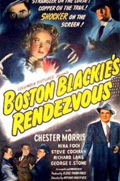 Caratula, cartel, poster o portada de Boston Blackie\'s Rendezvous