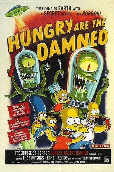 Caratula, cartel, poster o portada de Los Simpson: La casa-árbol del terror