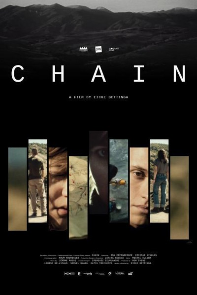 Caratula, cartel, poster o portada de Chain