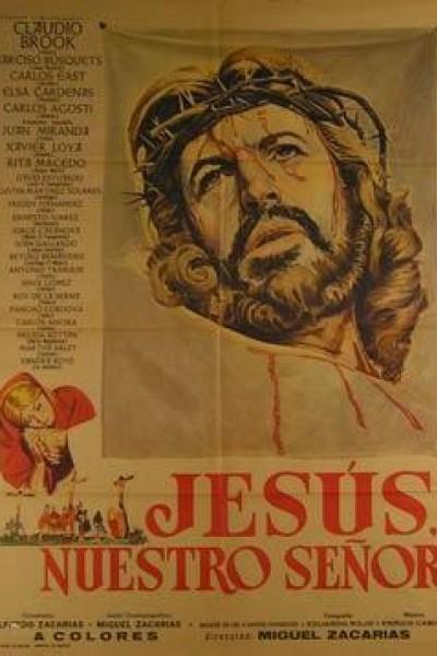 Caratula, cartel, poster o portada de Jesús, nuestro Señor