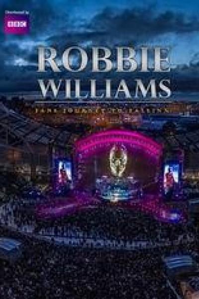 Caratula, cartel, poster o portada de Robbie Williams: Fans Journey to Tallinn