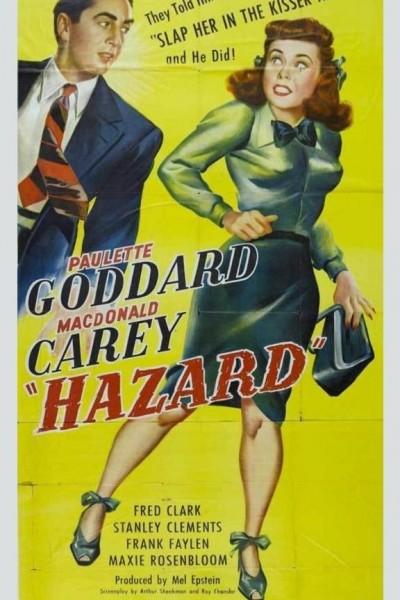 Caratula, cartel, poster o portada de Hazard