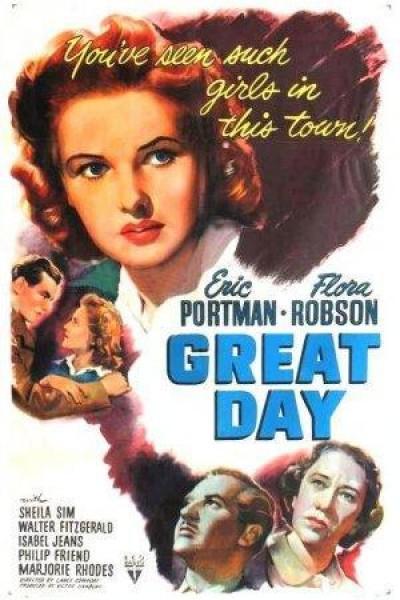 Caratula, cartel, poster o portada de Great Day