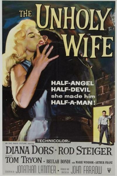 Caratula, cartel, poster o portada de Esposa culpable