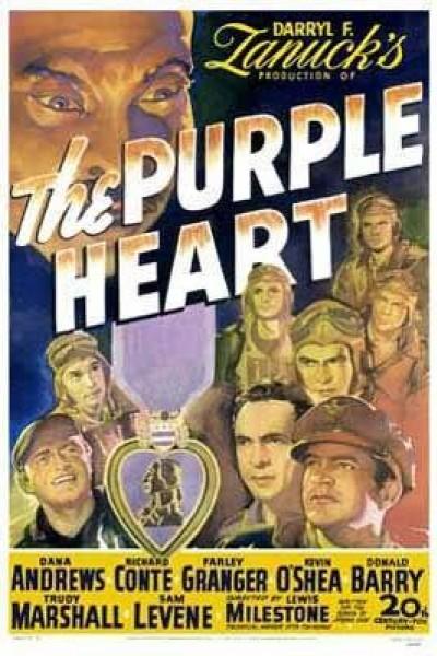 Caratula, cartel, poster o portada de El corazón púrpura