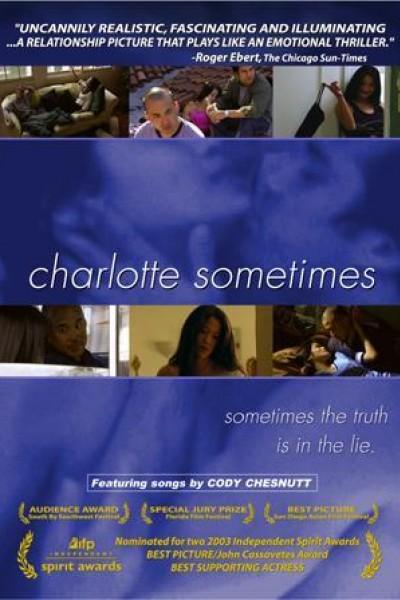 Caratula, cartel, poster o portada de Charlotte Sometimes