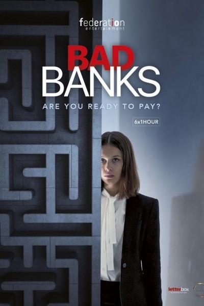 Caratula, cartel, poster o portada de Bad Banks