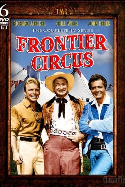 Caratula, cartel, poster o portada de Frontier Circus