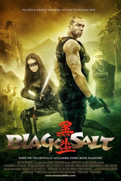 Caratula, cartel, poster o portada de Black Salt