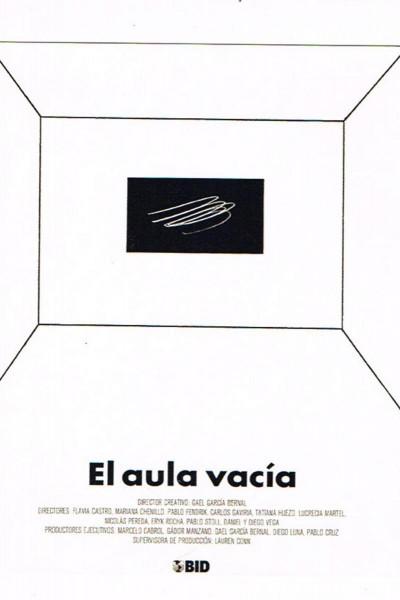 Caratula, cartel, poster o portada de El aula vacía