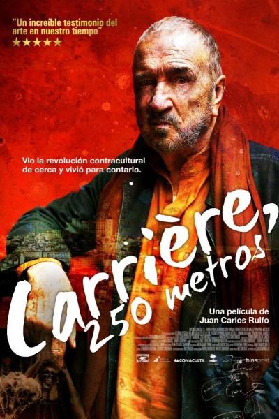 Caratula, cartel, poster o portada de Carriére, 250 metros