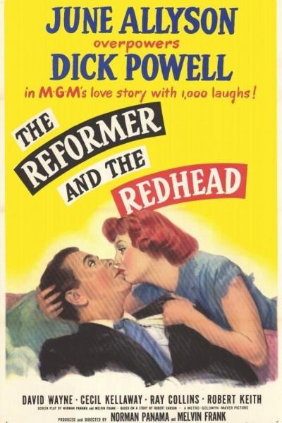 Caratula, cartel, poster o portada de The Reformer and the Redhead