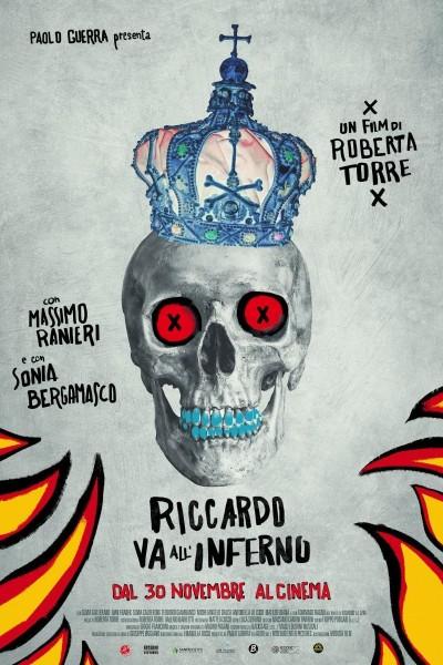Caratula, cartel, poster o portada de Riccardo va all\'inferno