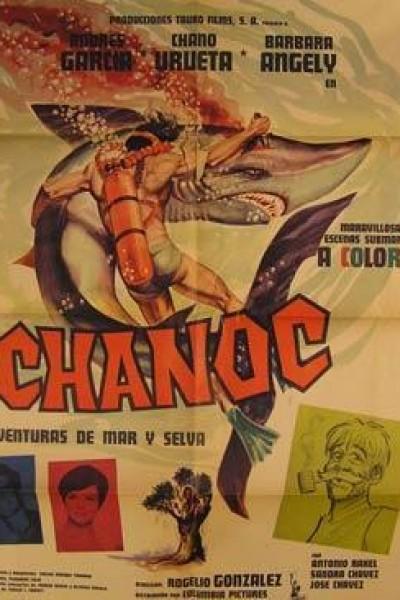 Caratula, cartel, poster o portada de Chanoc