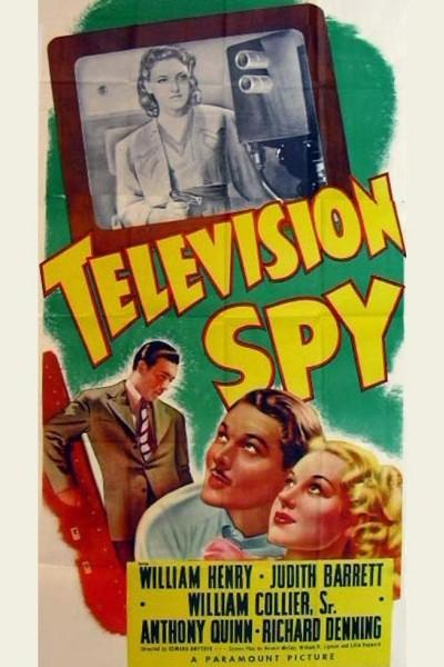 Caratula, cartel, poster o portada de Television Spy