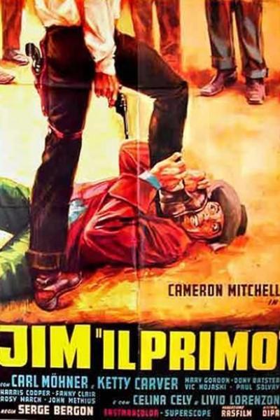 Caratula, cartel, poster o portada de El último revólver