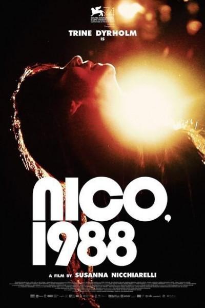 Caratula, cartel, poster o portada de Nico, 1988