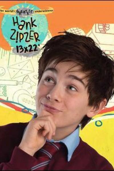 Caratula, cartel, poster o portada de Hank Zipzer