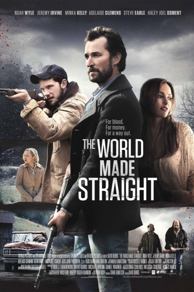 Caratula, cartel, poster o portada de The World Made Straight