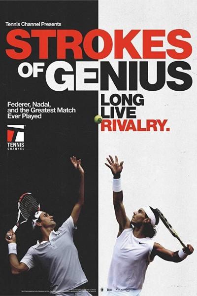Caratula, cartel, poster o portada de Nadal-Federer y el partido del siglo