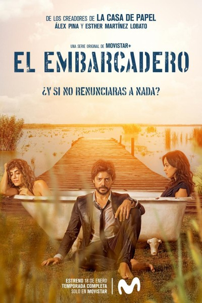 Caratula, cartel, poster o portada de El embarcadero