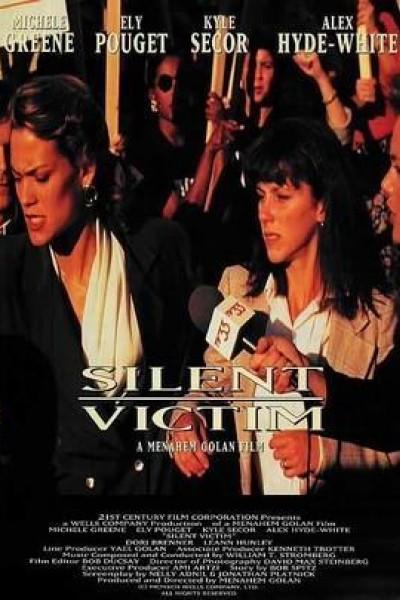 Caratula, cartel, poster o portada de Víctima silenciosa