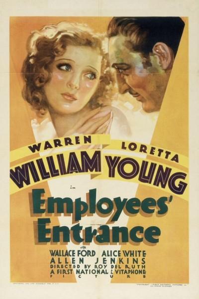 Caratula, cartel, poster o portada de Employees\' Entrance