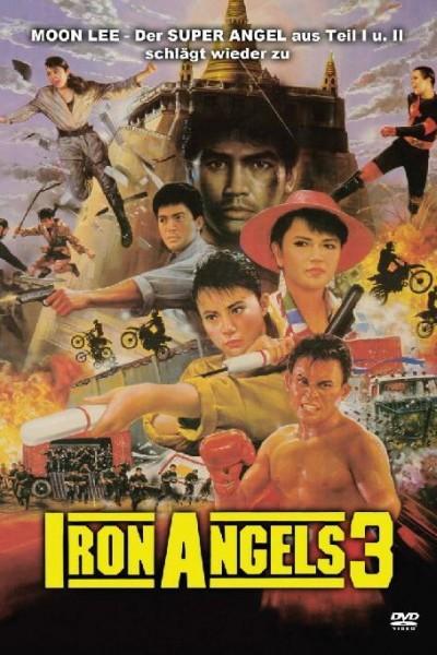 Caratula, cartel, poster o portada de Return of Iron Angels