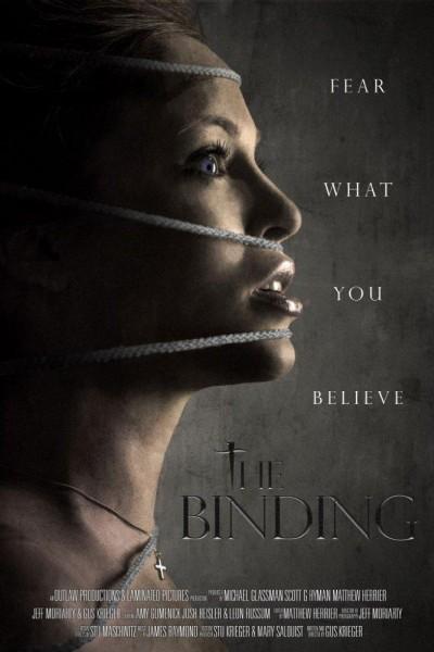Caratula, cartel, poster o portada de The Binding