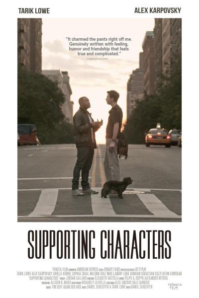 Caratula, cartel, poster o portada de Supporting Characters