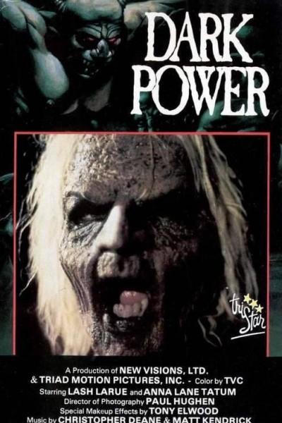 Caratula, cartel, poster o portada de Dark power