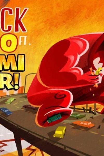 Caratula, cartel, poster o portada de Attack of the 50-Foot Gummi Bear