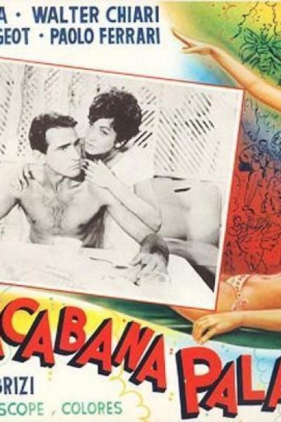 Caratula, cartel, poster o portada de Copacabana Palace
