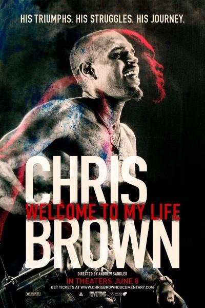 Caratula, cartel, poster o portada de Chris Brown: Welcome to My Life