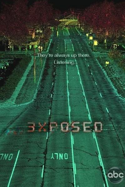 Caratula, cartel, poster o portada de Exposed