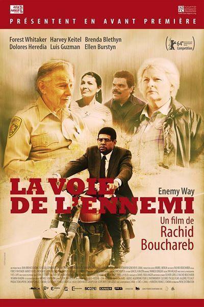 Caratula, cartel, poster o portada de La voie de l'ennemi (Two Men in Town)