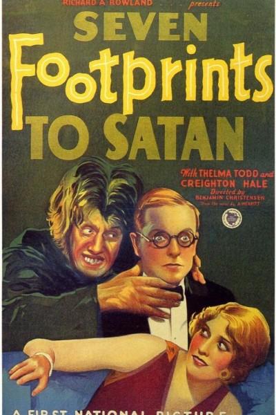 Caratula, cartel, poster o portada de Seven Footprints to Satan